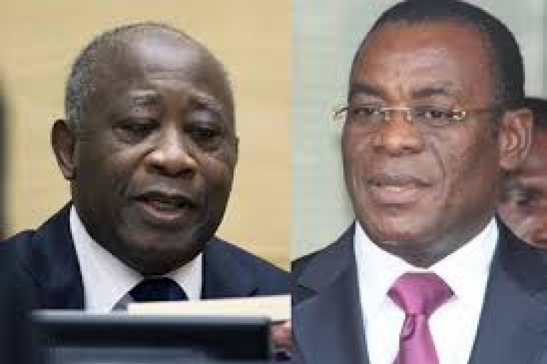Laurent Gbagbo et Affi N'guessan se battent pour le contrôle du FPI