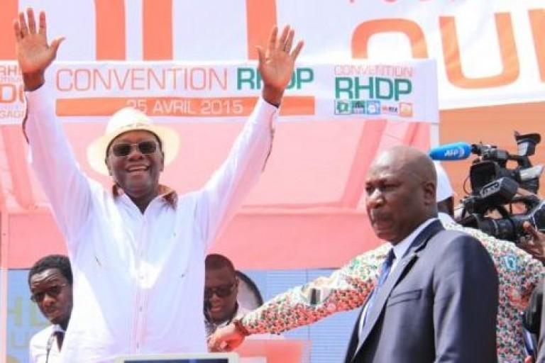 Alassane Ouattara convoque une réunion
