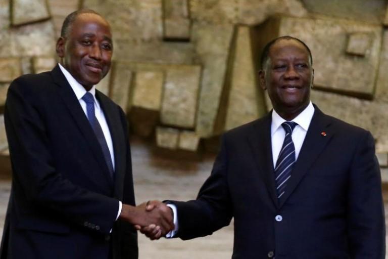 Amadou Gon Coulibaly semble être le choix d'Alassane Ouattara pour lui succéder en 2020