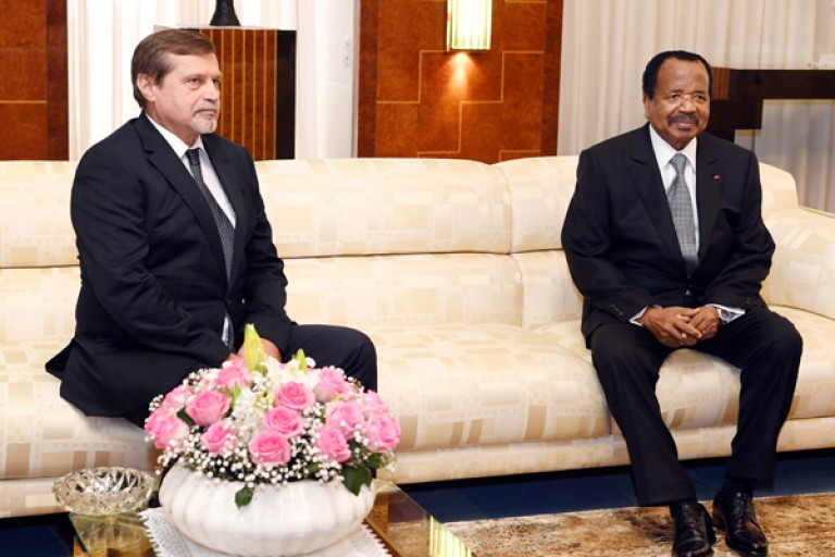 La Chine et la Russie aux côtés du Cameroun