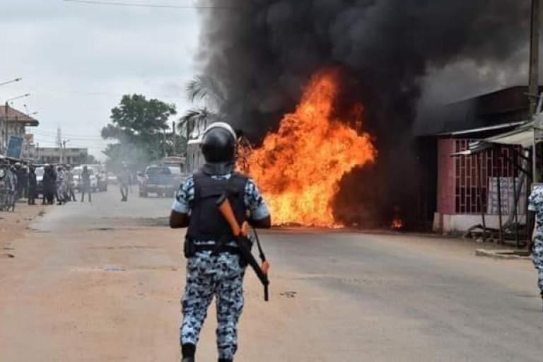 Béoumi est en proie à une crise intercommunautaire