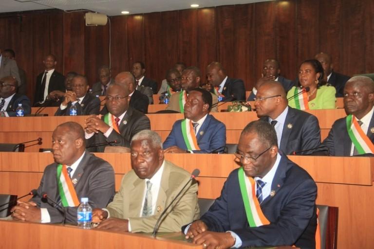 Le Bureau de l'Assemblée nationale a été constitué sans les groupes parlementaire de l'opsition