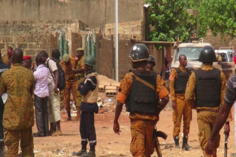 Le Burkina Faso a subi une attaque