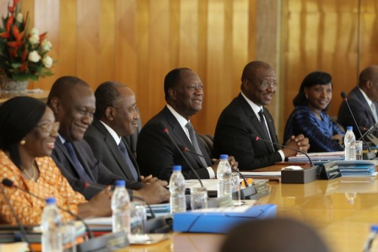 Côte d'Ivoire : Communiqué du Conseil des ministres du 15 mai 2019