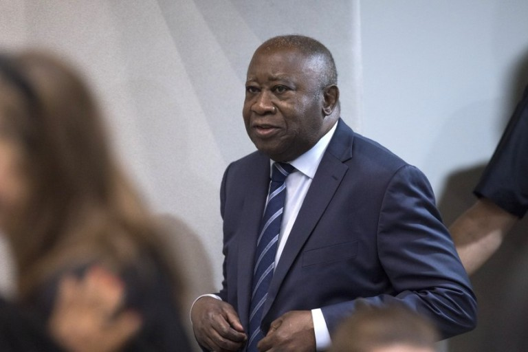 Laurent Gbagbo a aujourd'hui 74 ans
