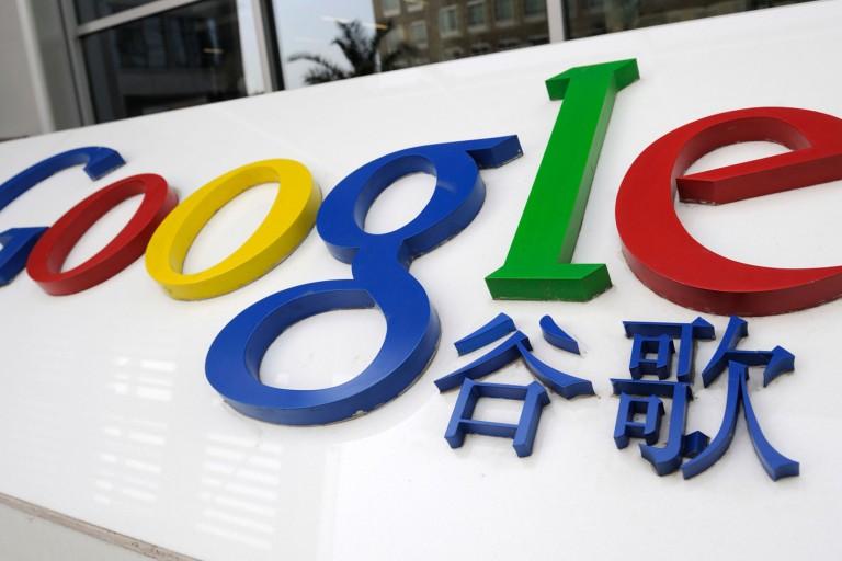 Google mis en difficulté en Chine suite au décret de Donald Trump