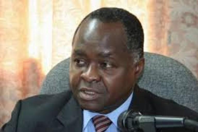 Hubert Oulaye ancien ministre de la fonction publique de Laurent Gbagbo