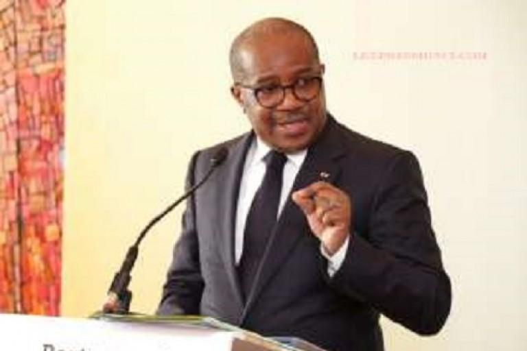 Sansan Kambilé explique la loi sur la filiation