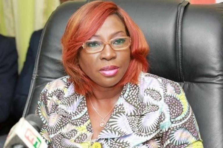 Kandia Camara menace les grévistes