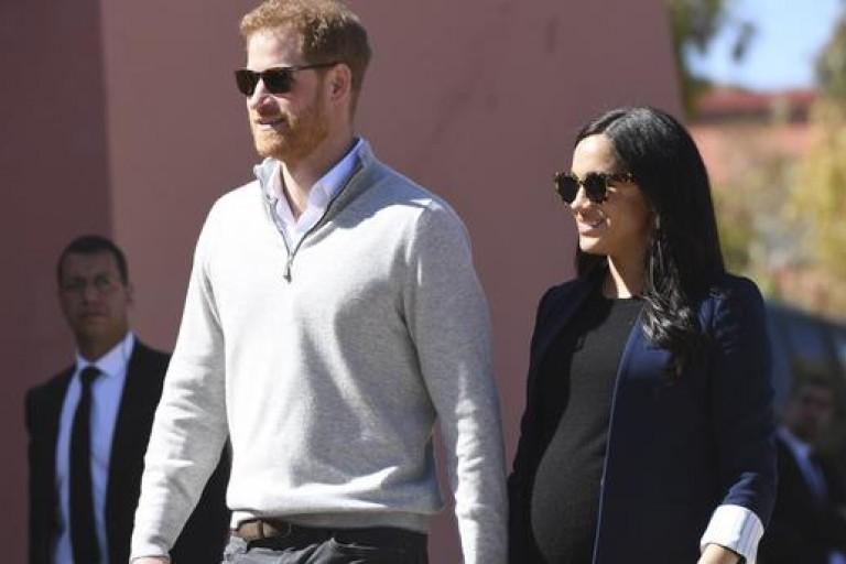 Meghan Markle a donné naissance à un  bébé mâle à son prince d'époux ce jour 6 Mai 2019