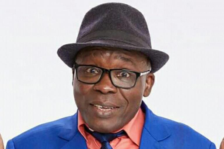 Gohou Michel, meilleur humoriste africain