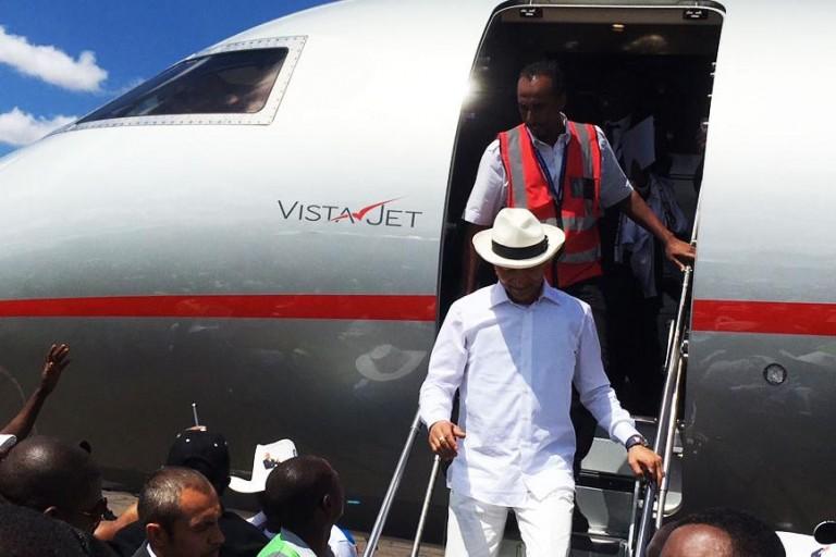 Moïse Katumbi est de retour au Congo