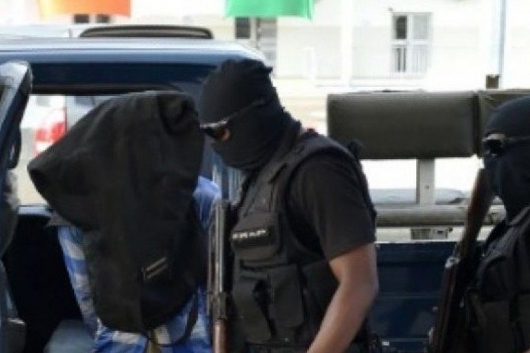 Le commissaire de police Berté Kady écroué à la MAMA