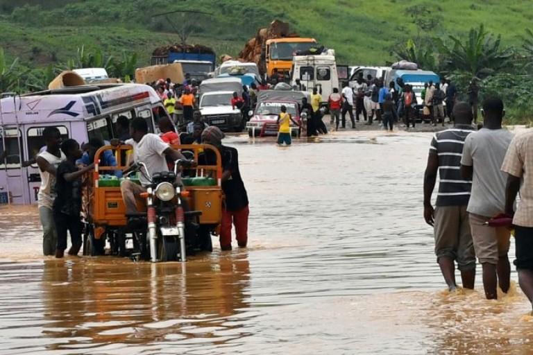 La saison des pluies présente des risques d'inondation