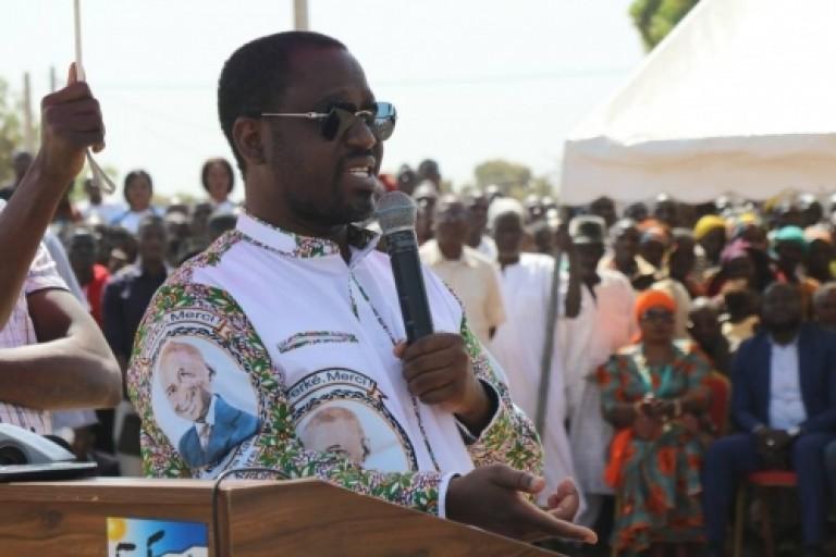 Guillaume Soro ex-patron du parlement ivoirien