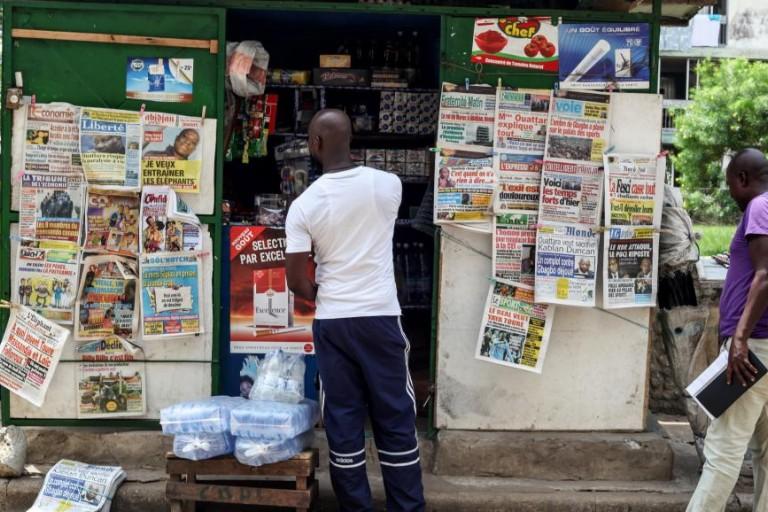 Titrologie: Revue de presse de Côte d'Ivoire du 14 mai 2019