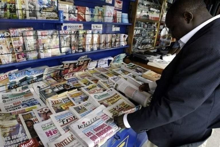 Titrologie: Revue de presse de Côte d'Ivoire du 16 mai 2019