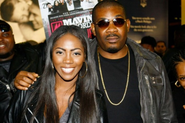 Tiwa Savage et son ex-producteur Don Jazzy