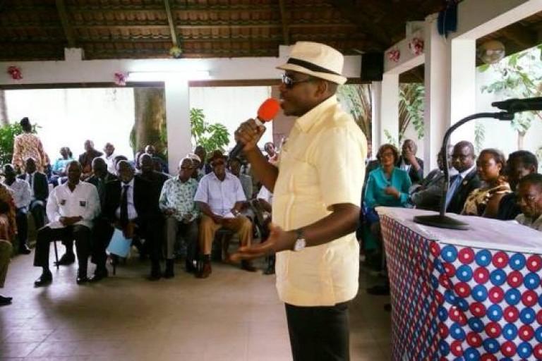 Adama Dahico dit joyeux anniversaire à Gbagbo