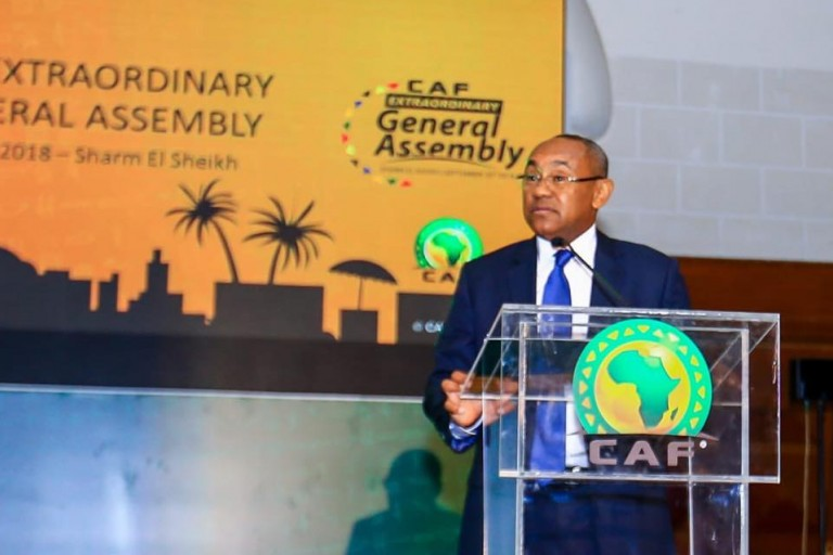 Eto'o et Drogba, nouveaux conseillers d'Ahmad — CAF