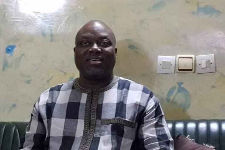 Alafé Wakili, président du comité scientifique des Etats généraux de l'UJOCCI