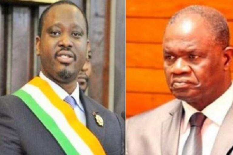 Soro et  Soumahoro se livrent une bataille sans merci pour la présidence de l'APF