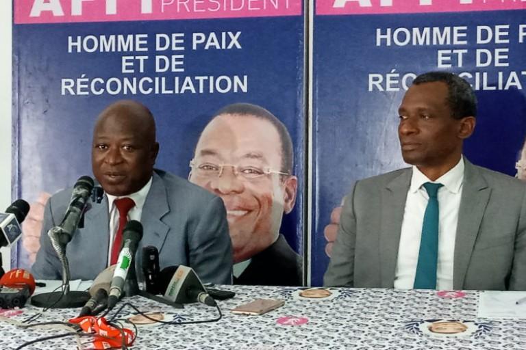 Affi N'guessan et son camp se sont prononcé sur le rapprochement Gbagbo -Bédié