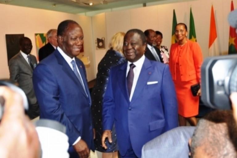 Vers une réconciliation Alassane Ouattara - Henri Konan Bédié à Paris ?