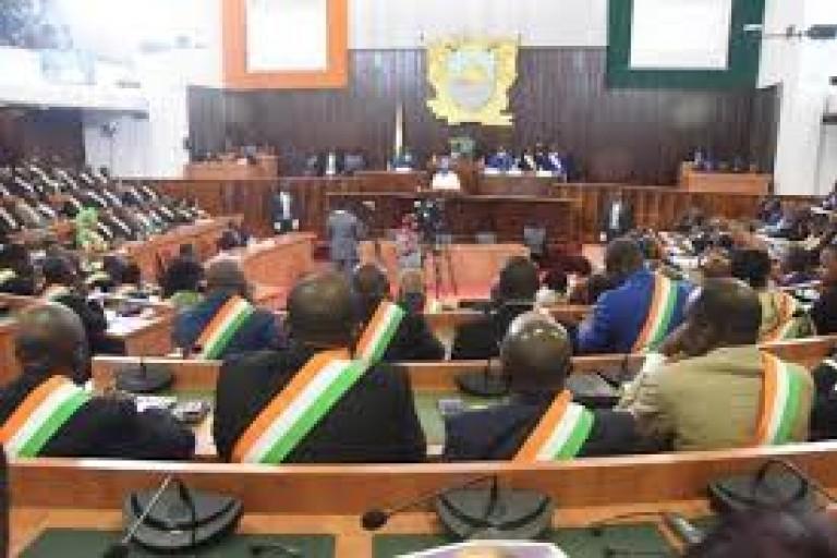 Des députés  ivoiriens contre Amadou Soumahoro
