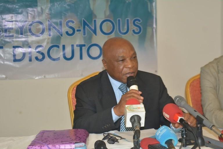 Dr Assoa Adou au