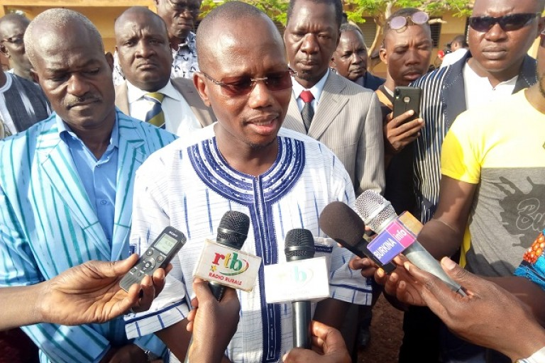 Au Burkina Faso, les examens scolaires perturbés