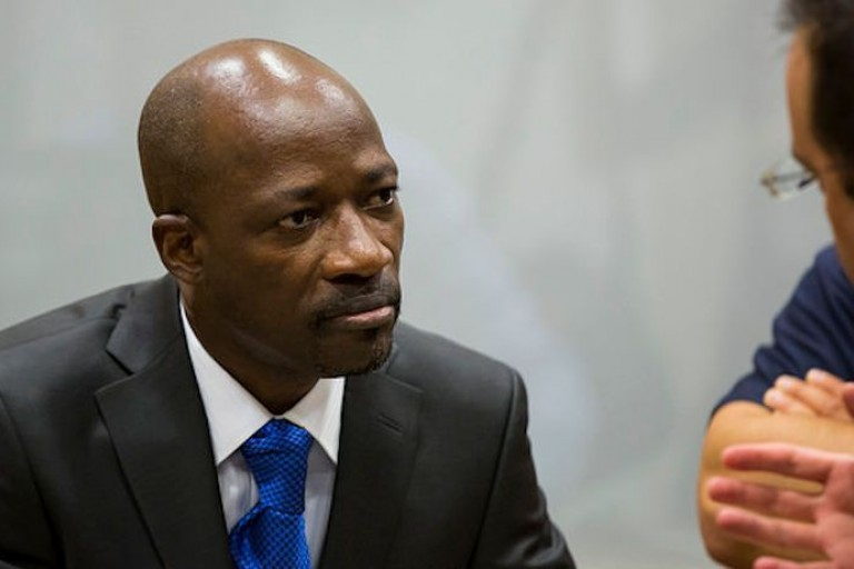 Blé Goudé encourage Alassane Ouattara
