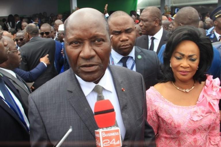 Duncan représente Ouattara en Russie chez Poutine