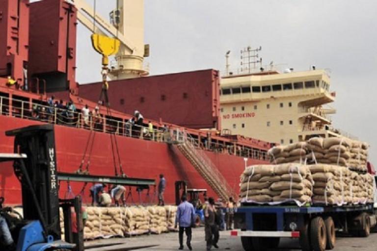 Les exportations en baisse en Côte d'Ivoire