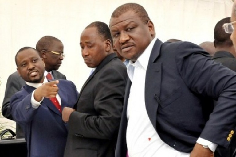 Guillaume Soro pas très apprécié d'Amadou Gon et Hambak
