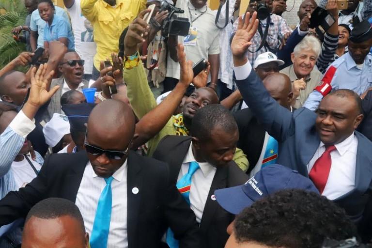 Jean-Pierre Bemba annonce son retour