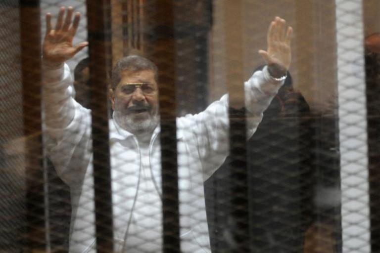 Mohamed Morsi est décédé