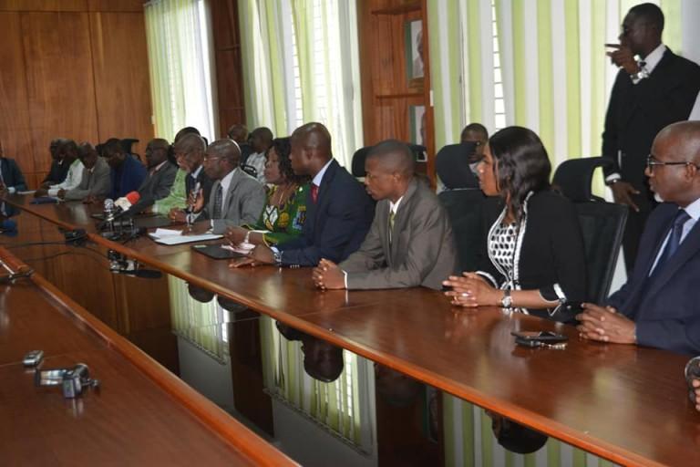L' opposition ivoirienne se dresse contre le régime de Ouattara