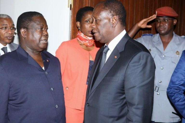 Henri Konan Bédié sera-t-il autorisé à sortir du pays?