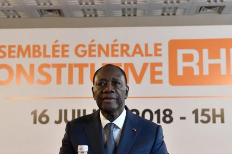 Le PDCI-RDA fâché avec Alassane Ouattara et le RHDP