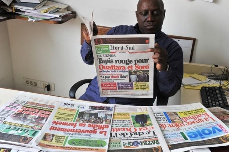 Titrologie: Revue de presse de Côte d'Ivoire du 12 mai 2019