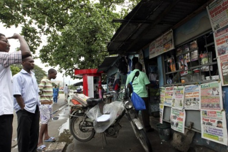 Titrologie: Revue de presse de Côte d' Ivoire du 19 juin 2019