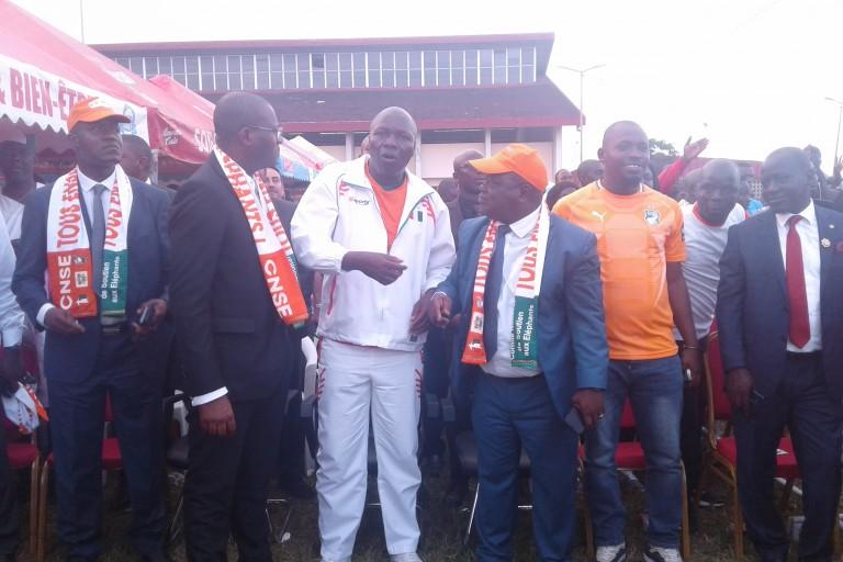 Mabri Toikeusse croit aux Eléphants