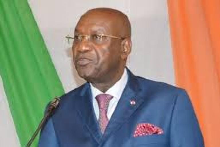 Pascal  Abinan ministre ivoirien de la Fonction publique