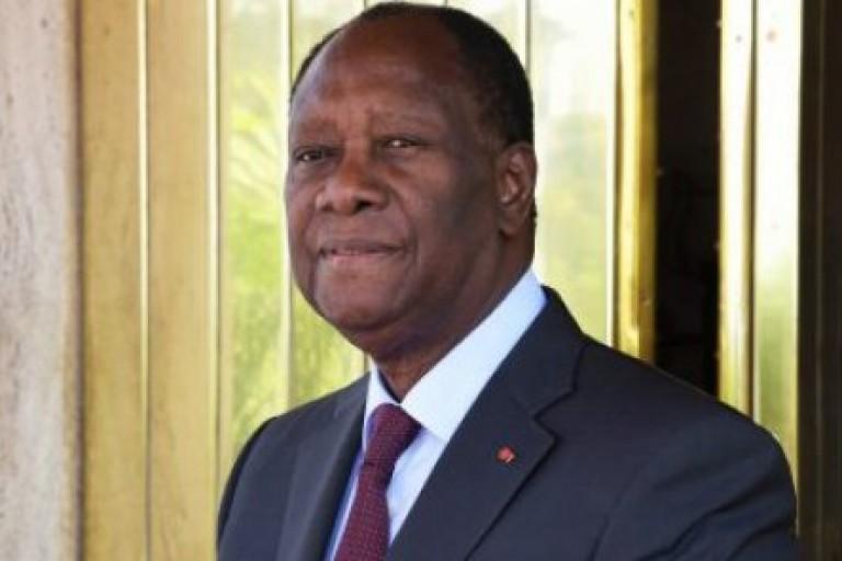 Alassane Ouattara, Président du RHDP