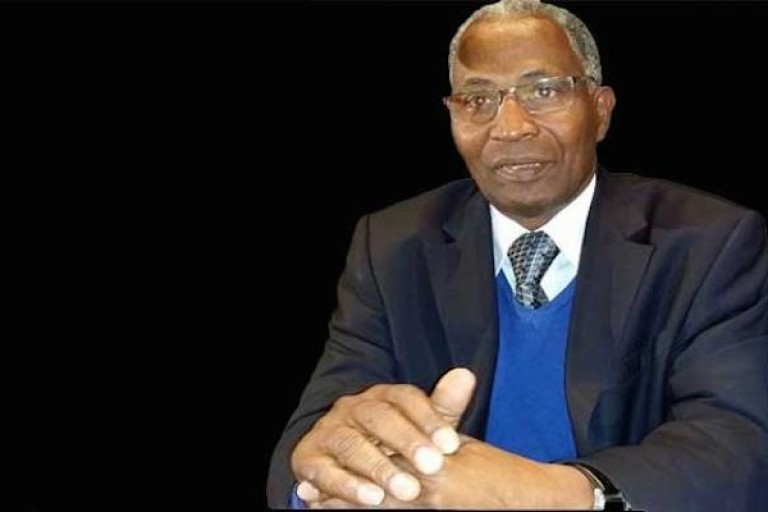 Amadou Bah Oury annonce sa candidature