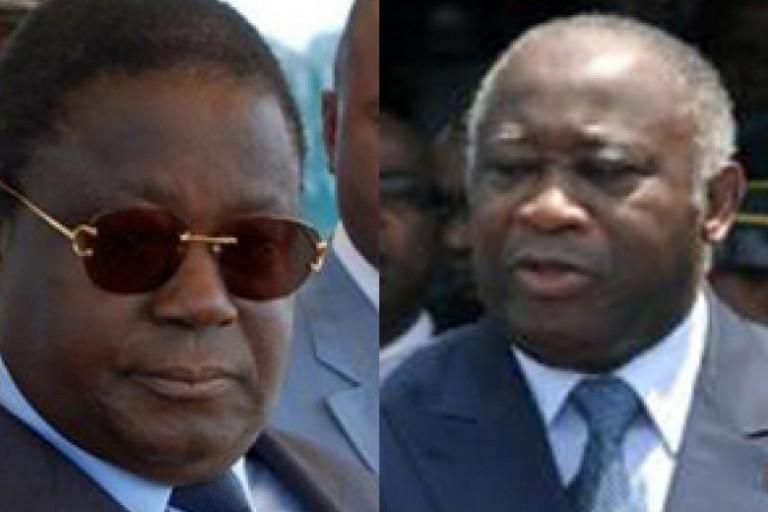 Laurent Gbagbo et Konan  Bédié  se parlent  aujourd'hui à Bruxelles