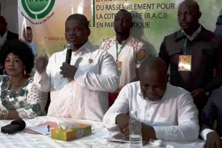 Les pro- Soro se concertent à Abidjan