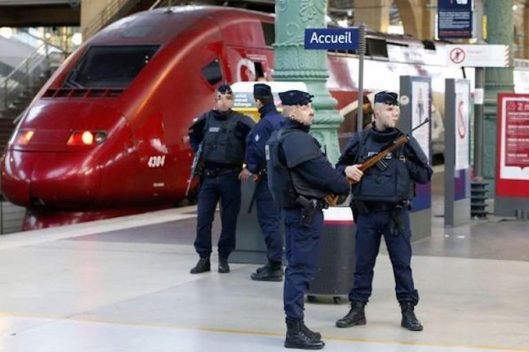Le Thalys, Ayoub El-Khazzani désarmé par un simple sourire