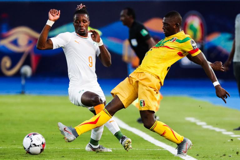 CAN 2019 : Wilfried Zaha - Mali-Côte d'Ivoire